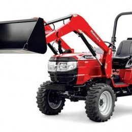 tractor loader 4wd